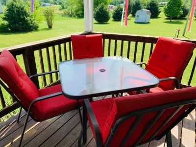 Patio Garden Set Furniture
