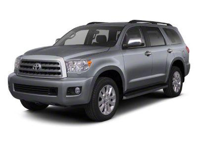 2012 Toyota Sequoia Limited (Magnetic Gray Metallic)