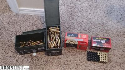 For Sale: 9mm,45acp,5.56