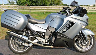 2008 Kawasaki Concours 14 Touring Motorcycles Marengo, IL
