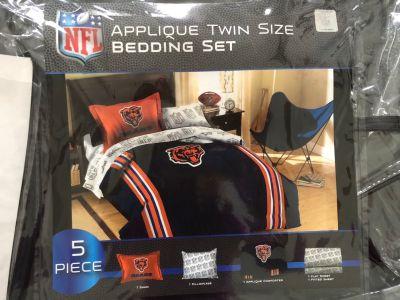 Chicago Bears bedding