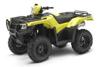 2017 Honda FOREMAN RUBICON FM6 Utility ATVs Cedar City, UT