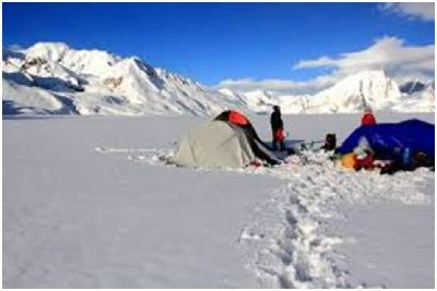Snow trekking, Himalayas adventure trekking, Himalaya's Tourism Package Only Rs 1399/- Per person