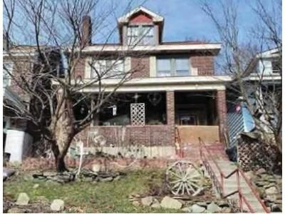 3 Bed 1.5 Bath Foreclosure Property in Pittsburgh, PA 15212 - Pittview Ave