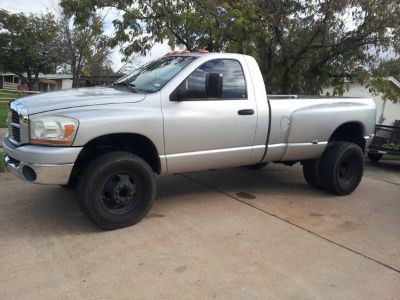 2006 Dodge Ram 3500 Dually SLT 4x4