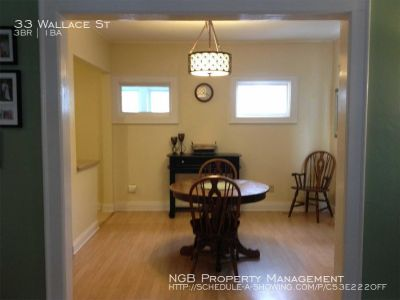 Single-family home Rental - 33 Wallace St