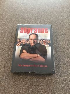 SOPRANOS ~ The Complete First Season