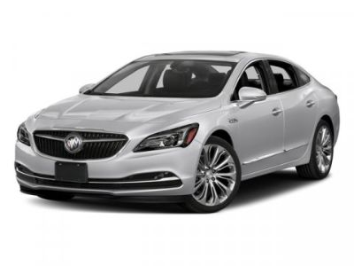 2017 Buick LaCrosse Essence (Summit White)
