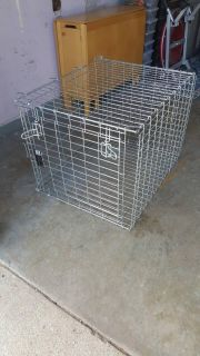 Concepts Midwest Single door folding dog crate. Brand new