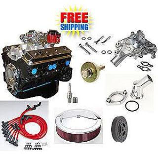 Purchase Blueprint Engines BP35511CTC1K Budget Stomper Small Block Chevy 355ci Dress Engi motorcycle in Delaware, Ohio, US, for US $3,789.99