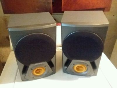 Emerson's speakers