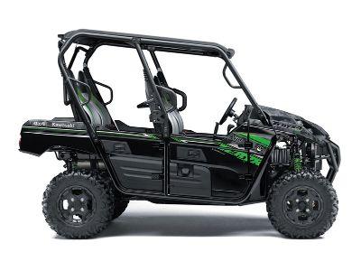 2019 Kawasaki Teryx4 LE Camo Side x Side Utility Vehicles Plano, TX