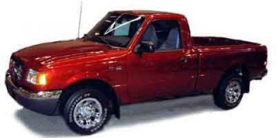2003 Ford Ranger XLT (Red)