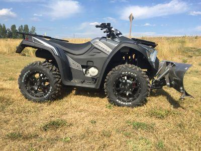 2018 Kymco MXU 700i LE EPS Sport-Utility ATVs Sandpoint, ID