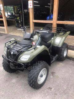 2007 Suzuki Ozark 250 4x2 Utility ATVs Linton, IN