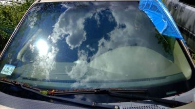 Purchase WINDSHIELD GLASS FORD FOCUS SEDAN 03 04 05 06 07 # SC025 motorcycle in East Freetown, Massachusetts, United States, for US $80.00