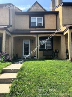 3-Bedroom 2-Story Townhome for Rent - 2306 Walnut Ridge - Finished Basement