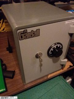 For Sale: Fireproof Safe