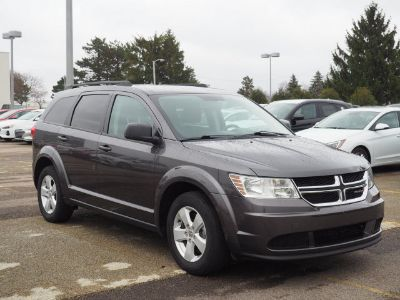 2015 Dodge Journey SE (Granite Crystal Metallic Clear Coat)