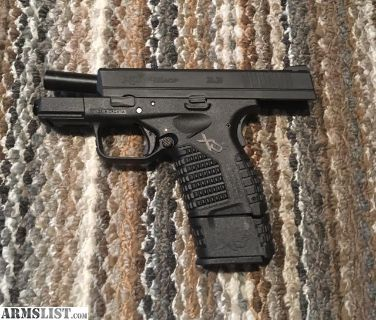 For Sale: Springfield XDS .45 ACP