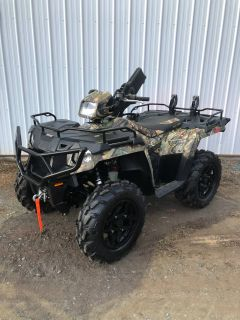 2018 Polaris Sportsman 570 SP Hunter Edition ATV Utility ATVs Troy, NY