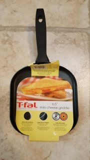 """T-fal 6.5"""" mini cheese griddle"""