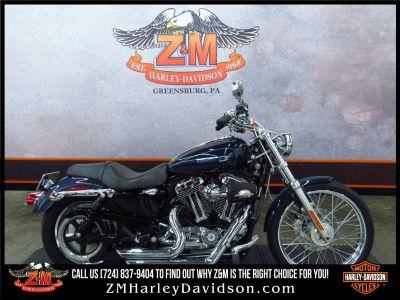 2009 Harley-Davidson Sportster 1200 Custom Cruiser Motorcycles Greensburg, PA