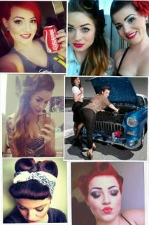 Pinup makeover at an affordable price