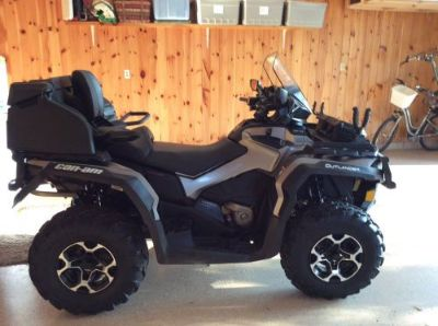 Find 2013 Can Am 1000 max 2 up. excellent comdition. many extras. motorcycle in Escanaba, Michigan, United States, for US $9,800.00