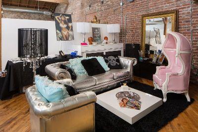 Celebrity Designer Pop-Up Estate Sale..