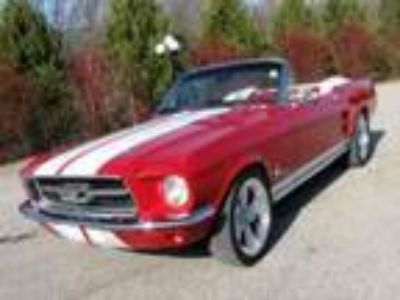 1967 Ford Mustang Convertable