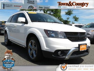 2018 Dodge Journey Lux (white)