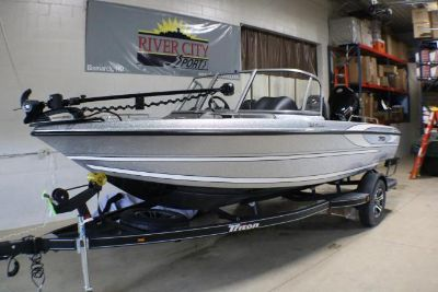 2019 Triton 186 Fishunter