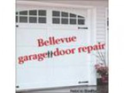 Fastest Garage Door Repair Service in Bellevue