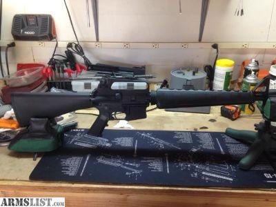 For Sale: AR-15 Rifle w/A1 handgaurd