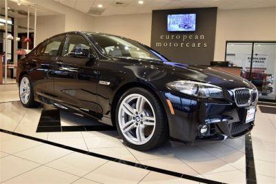 2015 BMW 5-Series 535i xDrive (Imperial Blue Metallic)