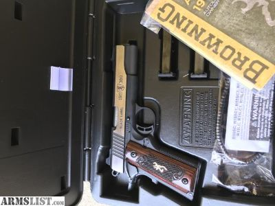 For Sale: Love 1911 s?