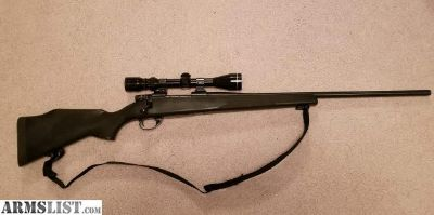 For Trade: Weatherby vanguard
