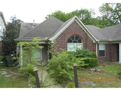 2 Bed 2 Bath Foreclosure Property in Memphis, TN 38134 - Harpeth Dr