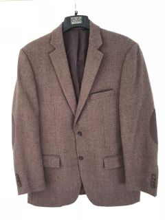 Wool suit jacket - fully lined