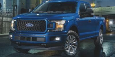 2018 Ford F-150 XLT (Oxford White)