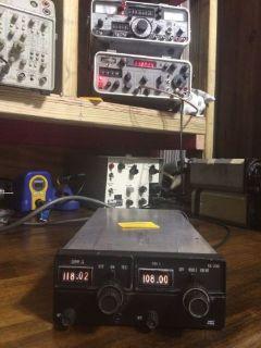 Purchase KX-170B NAV/COMM Radio P/N 069-1020-00 motorcycle in Houma, Louisiana, United States, for US $650.00