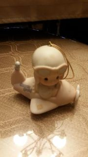 Precious Moments Have A Heavenly Christmas Figurine