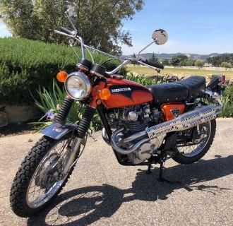 1971 Honda CL 450