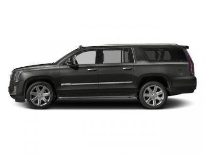 2017 Cadillac Escalade ESV Platinum (Dark Granite Metallic)