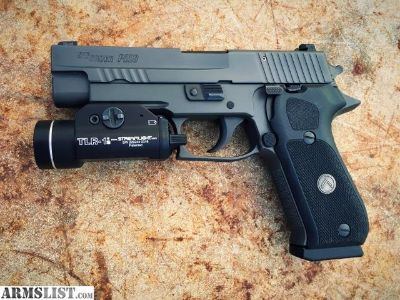 For Sale/Trade: Sig P220 Legion - 45 ACP - Sig Sauer - like new with box