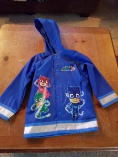Pj mask rain coat. Posted on other sites
