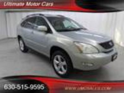 2004 Lexus RX 330 3L NA V6 double overhead cam (DOHC) 24V