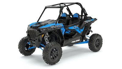 2017 Polaris RZR XP Turbo EPS Sport-Utility Utility Vehicles Prosperity, PA