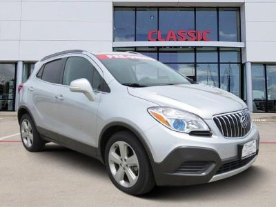 2016 Buick Encore Base (Quicksilver Metallic)